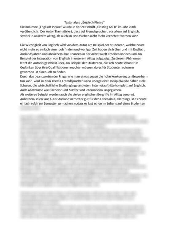 Politische Rede How To Write A Speech Analysis