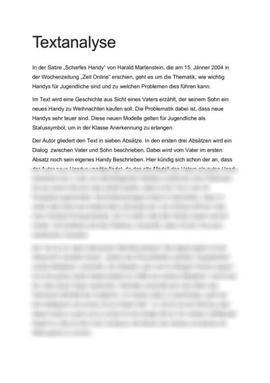 Pdf Strukturgeleitete Textanalyse Zur Systematischen 9