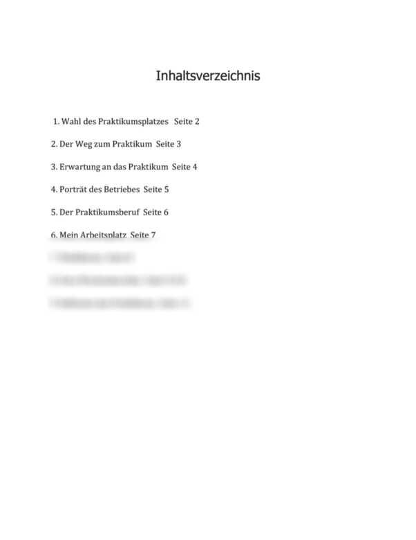 Bürokaufmann vorlage wochenbericht praktikum Wochenbericht Praktikum