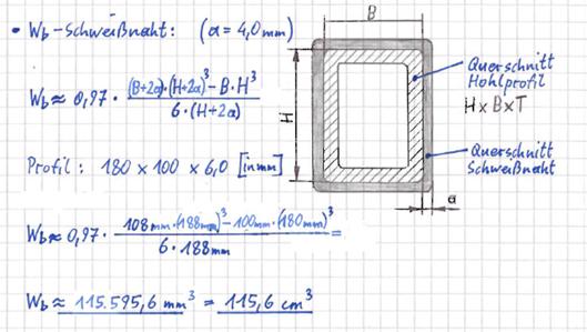 bemessung und gestaltung eines konsolenanschlusses wb kon s21 110129 mit handschriftlichen. Black Bedroom Furniture Sets. Home Design Ideas